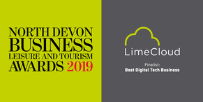 LimeCloud shortlisted for North Devon Business Awards 2019